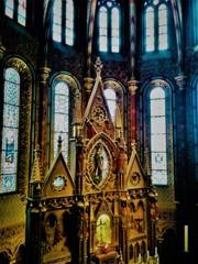 マーチャーシュ教会(1)