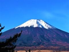 ド直球!富士山
