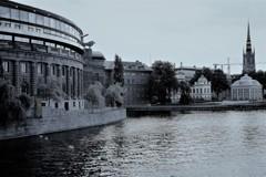 スェーデン 国会議事堂