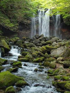 那須 乙女の滝