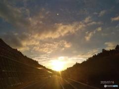 太陽を追いかけて