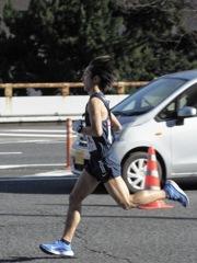 箱根駅伝復路10区 東洋大
