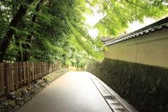 永保寺へ散策