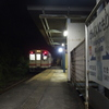 夜の駅 3