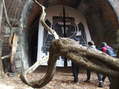 廃線トンネルを歩く 8