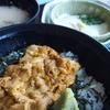 うに丼+ざる豆腐