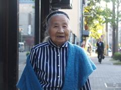 京の街角で