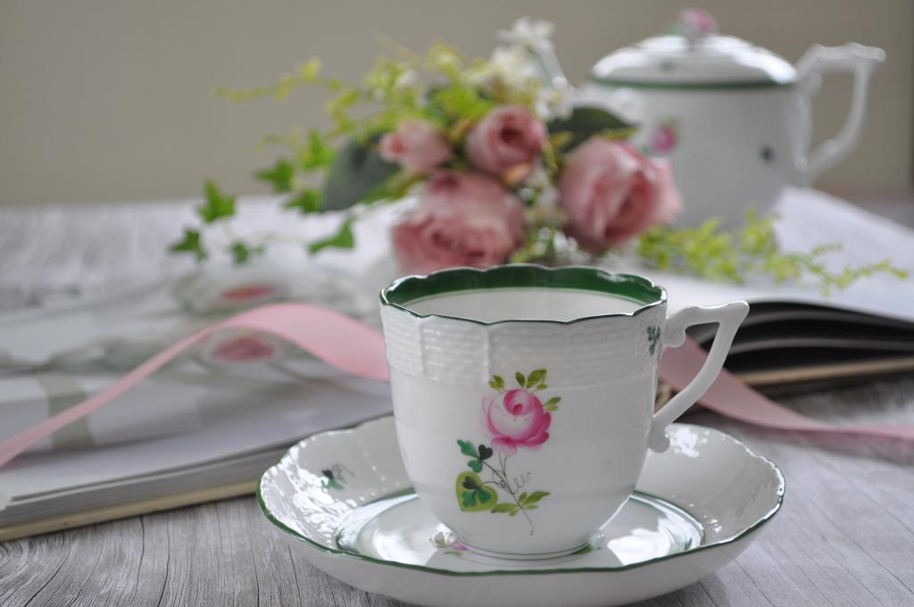 午後のひと時 ~紅茶でもどうぞ~