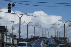 3月31日の雲