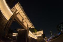 皇居桜田門