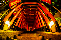 赤鳥居トンネル