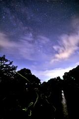 地上の星 天の星