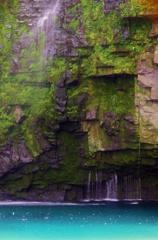 雄川の滝2(1)
