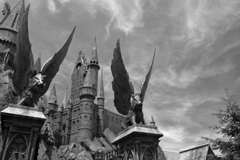 Hogwarts School in USJ #2