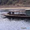 中国の川舟