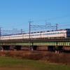 富士山&189系電車!