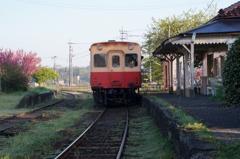 ローカル線②!