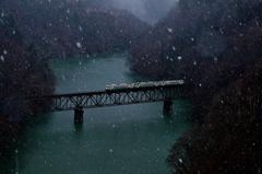 雪が降~る❕