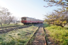 ローカル線③!