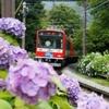「祝」全線開通!箱根登山鉄道!①