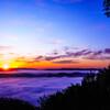 雲海 -夜明け-