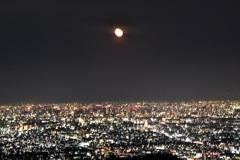 100万ドルの夜景♪