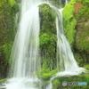 清流の小滝