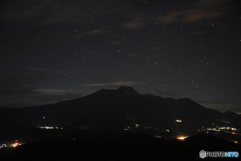 輝く星たち