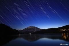 星降る野尻湖