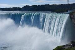 ナイアガラのカナダ滝③