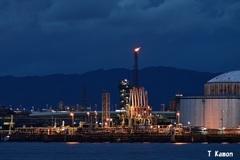工場夜景ⅱ