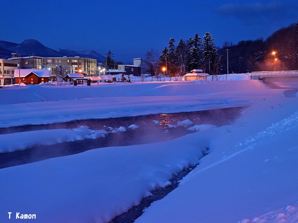 零下25℃の朝~午前6時6分