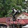 『空飛ぶ』自転車