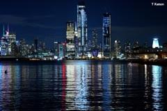マンハッタンの夜景②