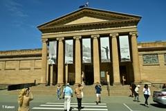オーストラリア最大の美術館