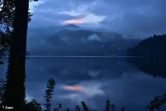 スロベニアの夜明け