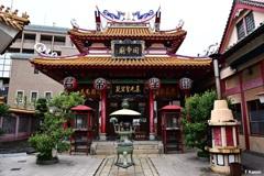 神戸の中華寺