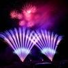 Starlit Night Fireworks in 福井①
