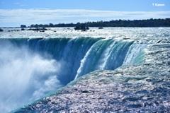 ナイアガラのカナダ滝②