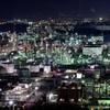 四日市コンビナート夜景❹
