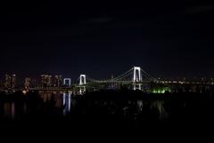 ぶらり東京 -レインボーブリッジ-