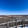 北の大地 -釧路湿原・冬-