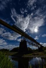 100年の歴史橋