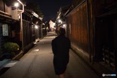 アルバムより25 【飛騨高山の夜】