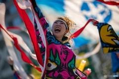 ふるさと祭り東京2019   空へ‼️