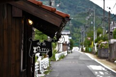 田舎の喫茶店