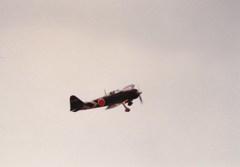 「ゼロ戦長崎を飛ぶ」旧大村空港