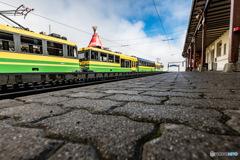 スイス ユングフラウ鉄道1