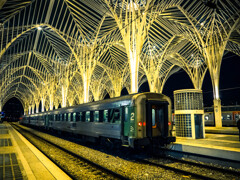 Arrival at Lisbon
