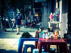 Street breakfast